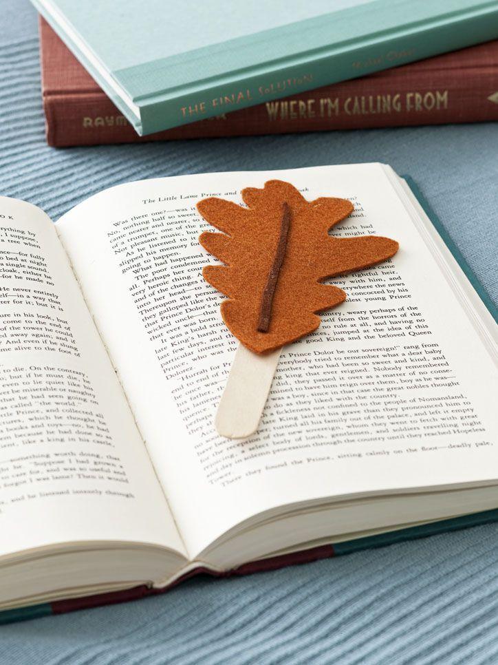 Easy Thanksgiving Bookmark for Kids
