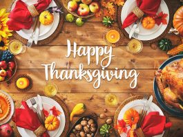 60 Grateful Thanksgiving Messages, Wishes and Quotes for Family & Friends