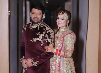 Kapil and Ginni Sharma blessed with a baby girl