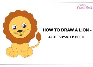 How to Draw a Lion - A Step-by-Step Guide
