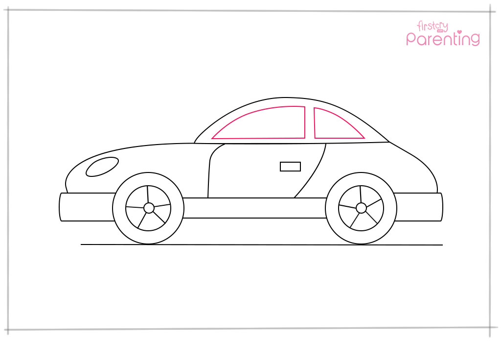 How To Draw A Car A Step By Step Guide With Pictures