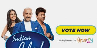 Indian Idol Season 11 Voting Through FirstCry APP & Website