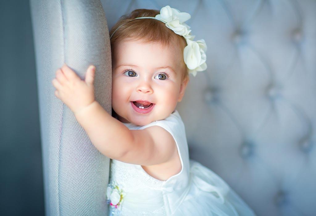 Cute Girl Child