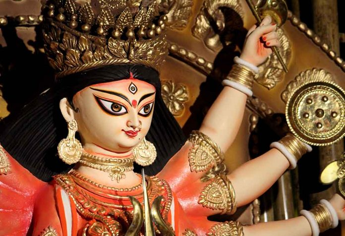 How Mothers Transform Into Maa Durga for Their Children