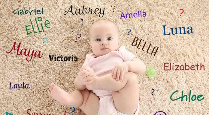 Baby Girl Names That Start with B