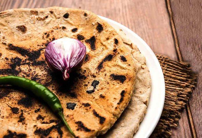 Bajra and Wheat Roti Recipe