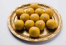 Sugar-free Besan Laddoo Recipe for a Healthy Makar Sankranti