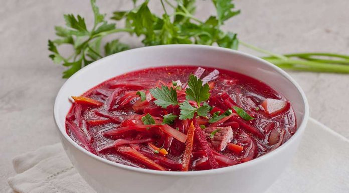 Carrot-Beetroot Soup Recipe