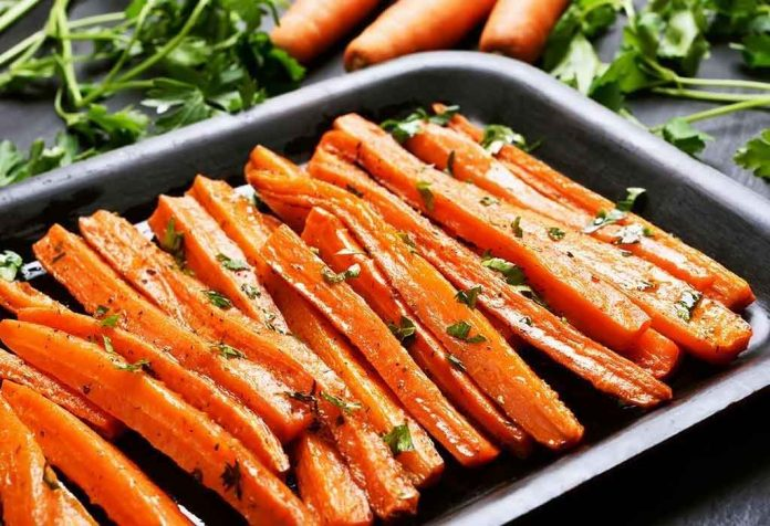 Carrot Sticks Recipe