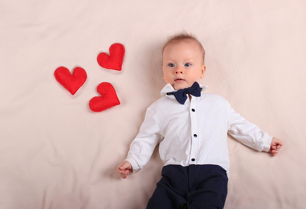 BABY BOY NAMES THAT MEAN LOVE