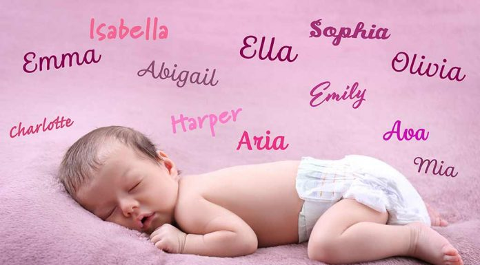 Latin Baby Girl Names With Meanings