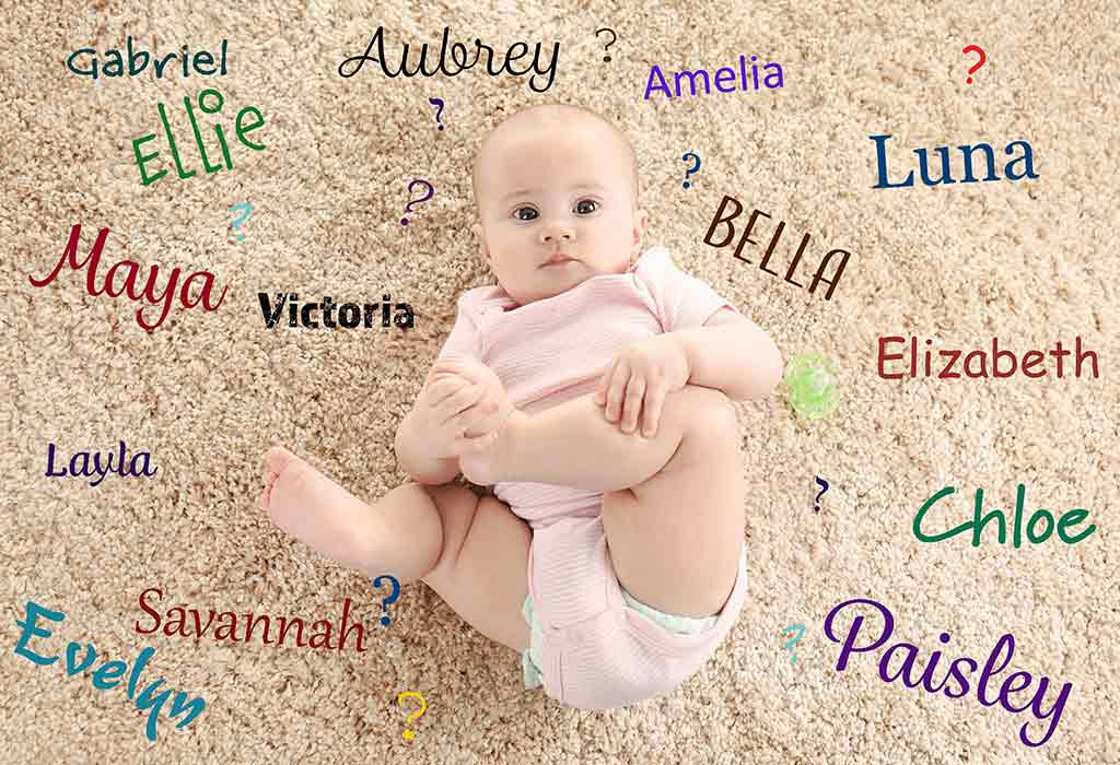 Top 90 Middle Names For Baby Girls With Meanings