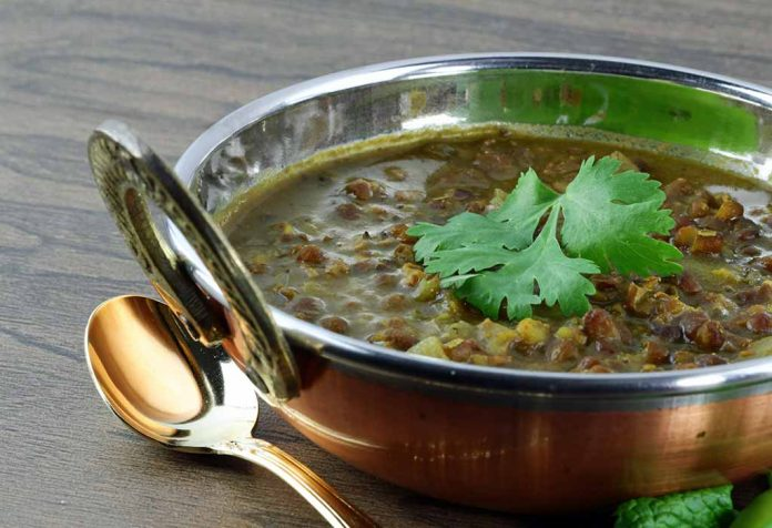 Black Dal Recipe
