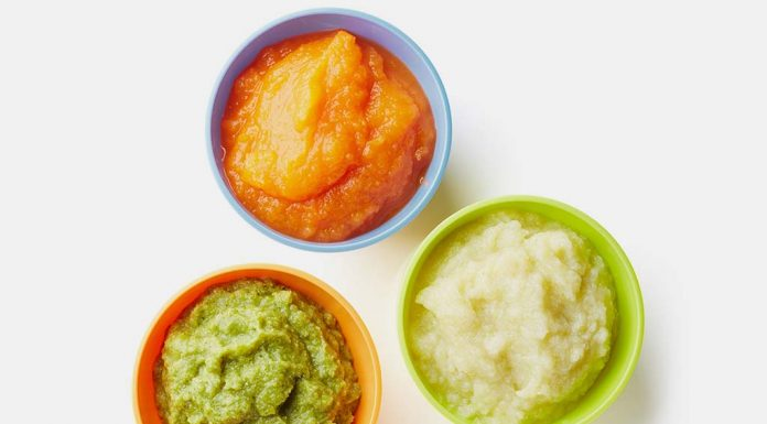Carrot and Spinach Puree Recipe