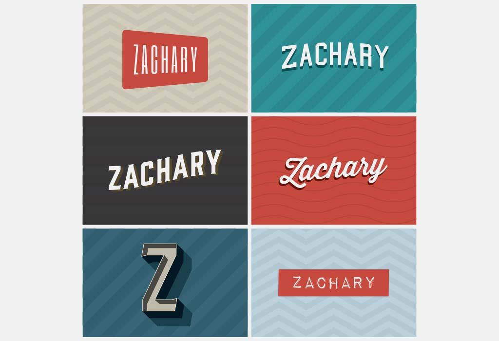 29+ Odd boy names that start with z ideas in 2021