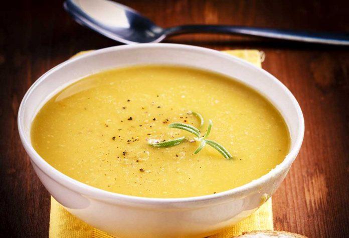 Ragi Moong Dal Soup Recipe