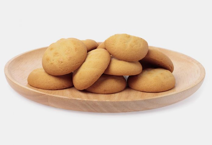 Wheat and Soy Flour Cookies Recipe