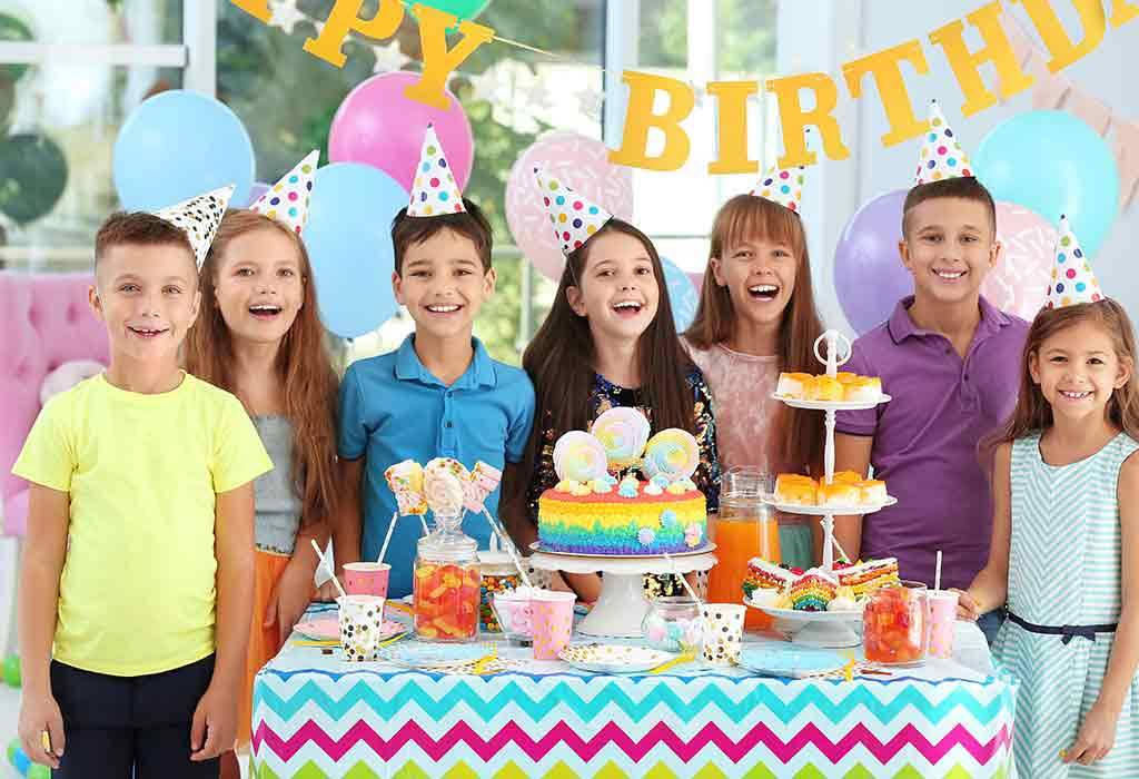 14 Best Places to Host Kids Birthday Party