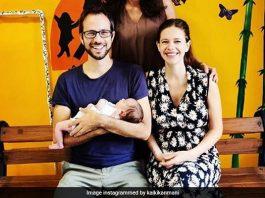 Kalki Koechlin Welcomes Her Baby