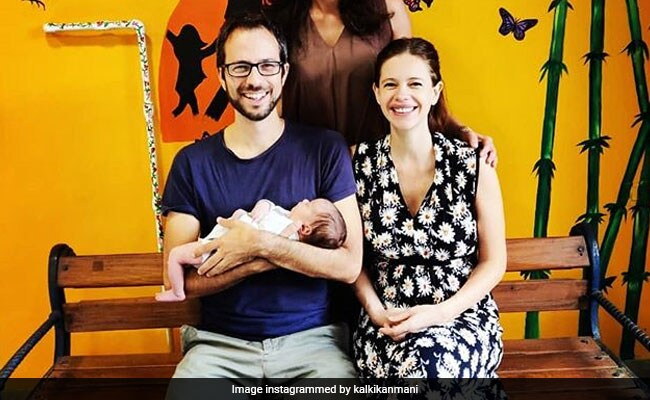 Kalki Koechlin Welcomes Her Baby
