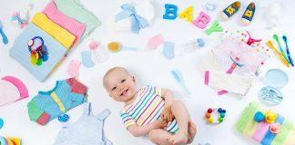 न्यूबॉर्न बेबी एसेंशियल्स