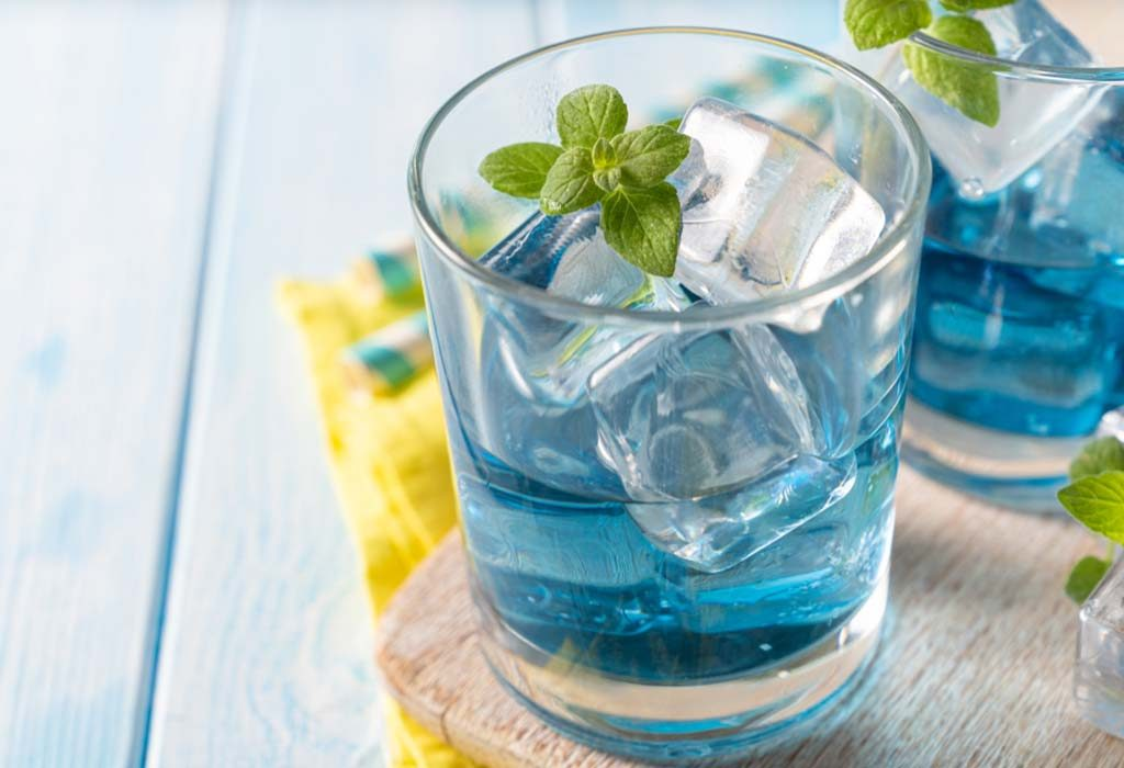 BLUE LIME PUNCH