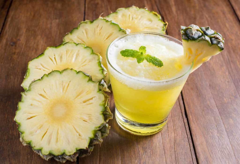 HAWAII PINEAPPLE PUNCH