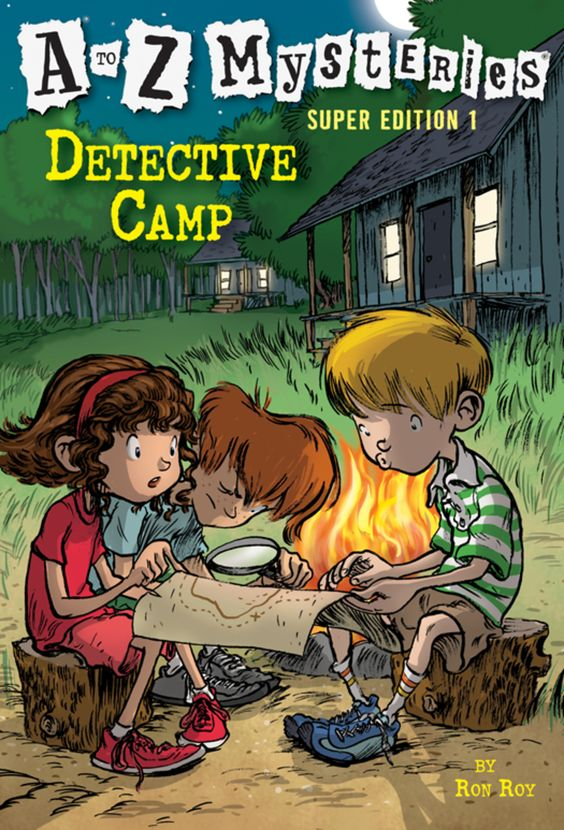 Detective Camp: A to Z Mysteries