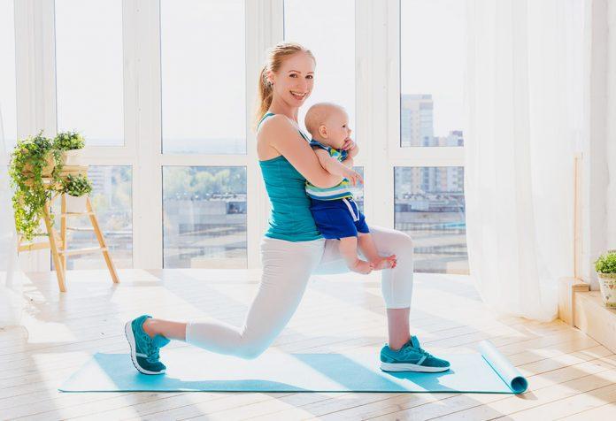 प्रसूतीनंतर करायचे व्यायामप्रकार