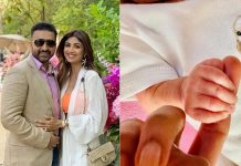 Shilpa Shetty Kundra and Raj Kundra Welcome Their Second Child, Baby Girl Samisha