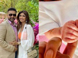 Shilpa Shetty Kundra and Raj Kundra Welcome Their Second Child, Baby Girl Samisha