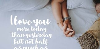 100 Pleasant And Cute Love Quotes For Husband