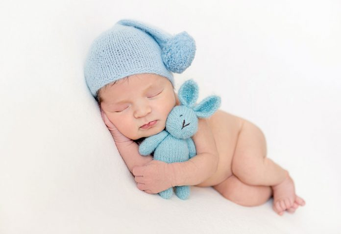 50 Baby Names That Mean Blue