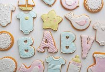 6 Easy And Delicious Baby Shower Cookie Recipes