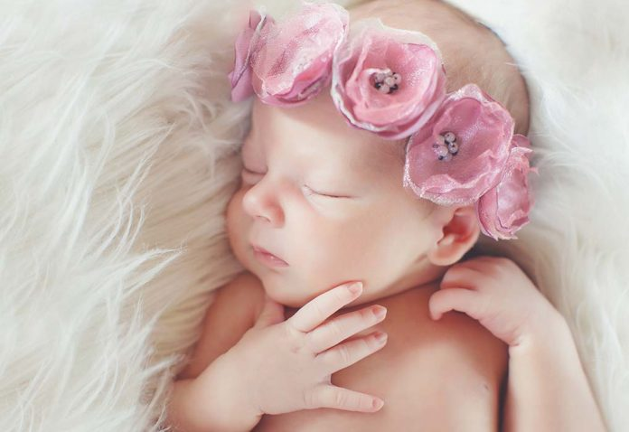 60 Most Popular American Baby Names for Girls