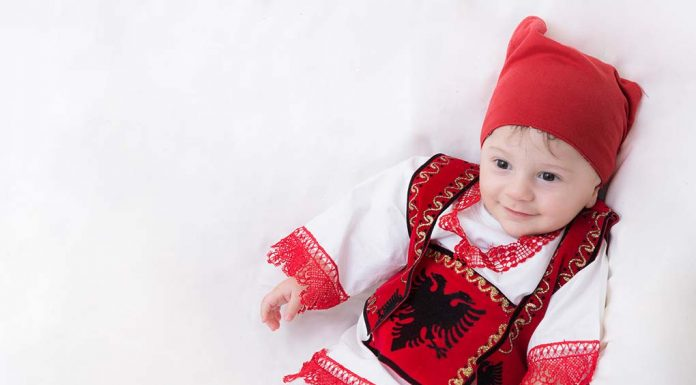 60 Popular Albanian Baby Names for Girls and Boys