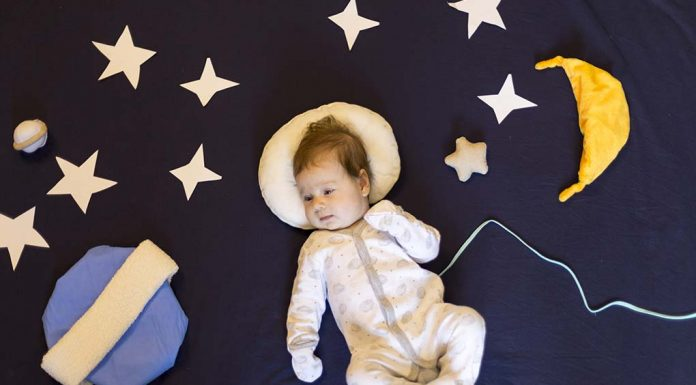 80 Cute Baby Names Inspired by Space for Girls and Boys
