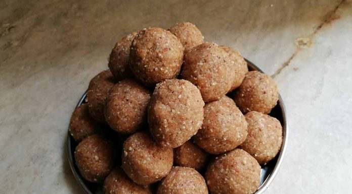 Paneer Dates Ladoo Recipe