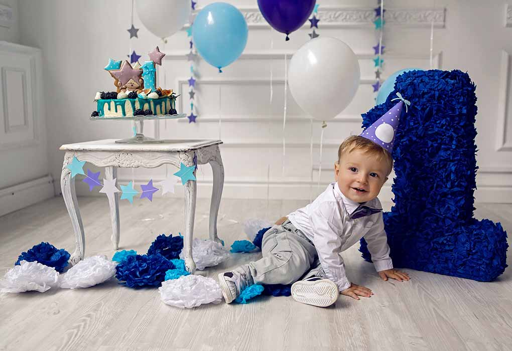 First Birthday Invitation Wordings For Baby Boy Girl