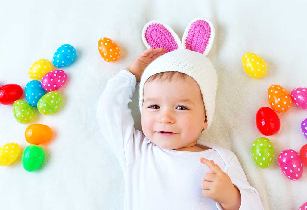 Sweet Easter Names For Baby Boy With Meanings