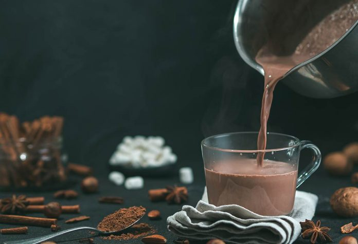 Chocolate Milk (Hot Chocolate) Recipe