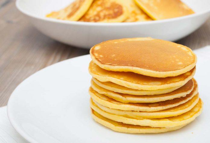 Rice Pancakes Recipe