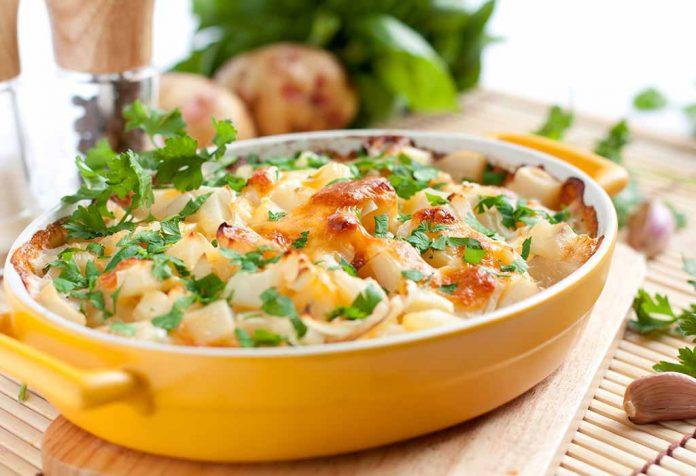 Potato Paneer Mash Recipe