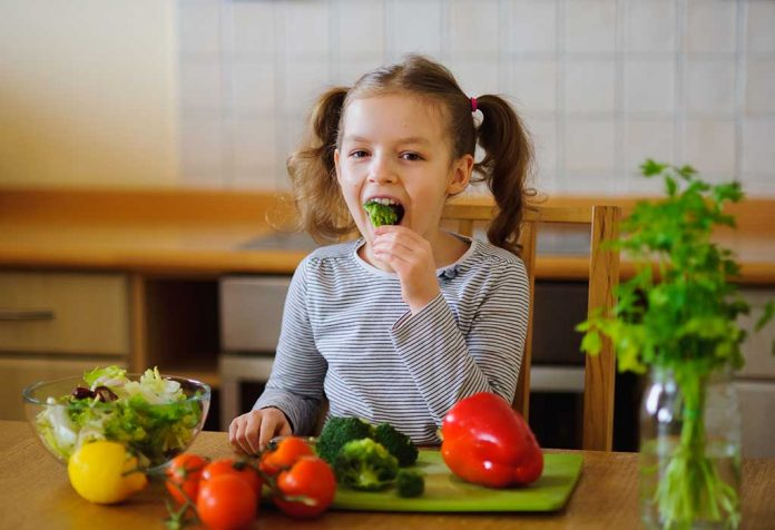 6 Ways to Inculcate Right Eating Habits in Kids