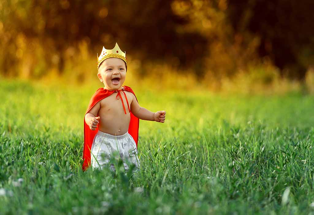 "Top 50 Baby Boy & Girl Names That Mean ""Leader or Ruler"""