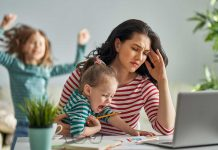 Working From Home With Kids - Tips To Survive