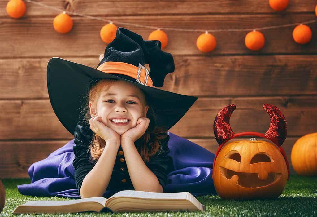 Cool Halloween Books For Preschooler & Kids