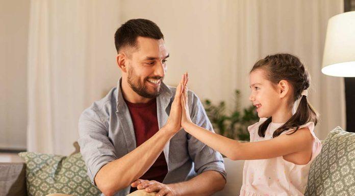 Dad Tackling Gender Discrimination