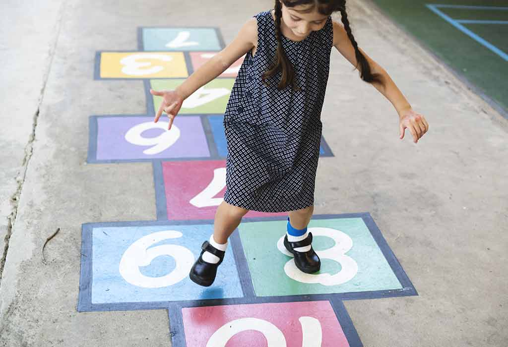 Hopscotch Rules And DIY Dimensions To Build And Play Your ... |Rules For Playing Hopscotch