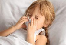 लहान मुलांना होणारा विषाणूंचा संसर्ग